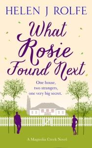 What Rosie Found Next - bookcover - KDP version