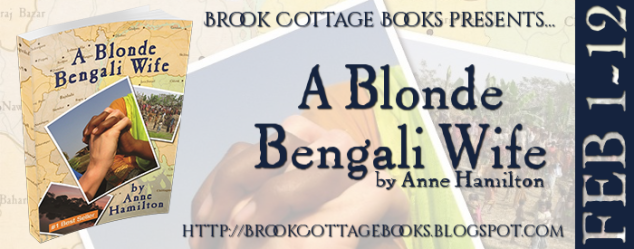 A Blonde Bengali Wife Tour Banner