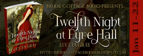 Twelfth Night at Eyre Hall Tour Banner 1