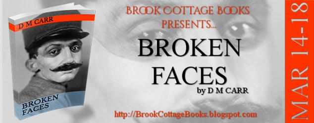 Broken Faces Tour Banner