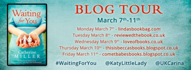Waiting for You Blog Tour