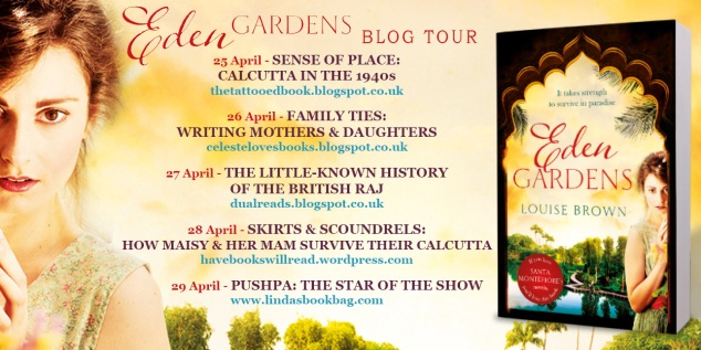 Blog tour tweet card