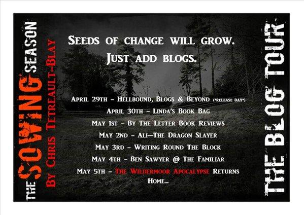 Chris blog poster