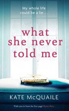 what she never