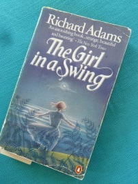 Well-thumbed Copy of The Girl in a Swing 200KB