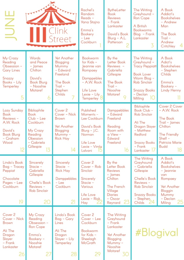 Blogival Calendar