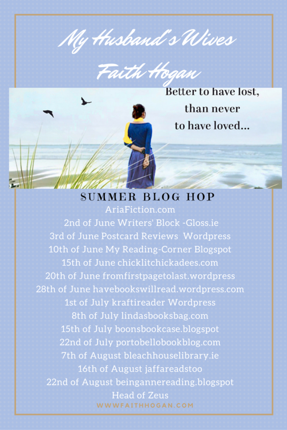 MyHusbandsWives blog hop poster