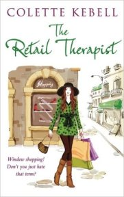 Retail therapist