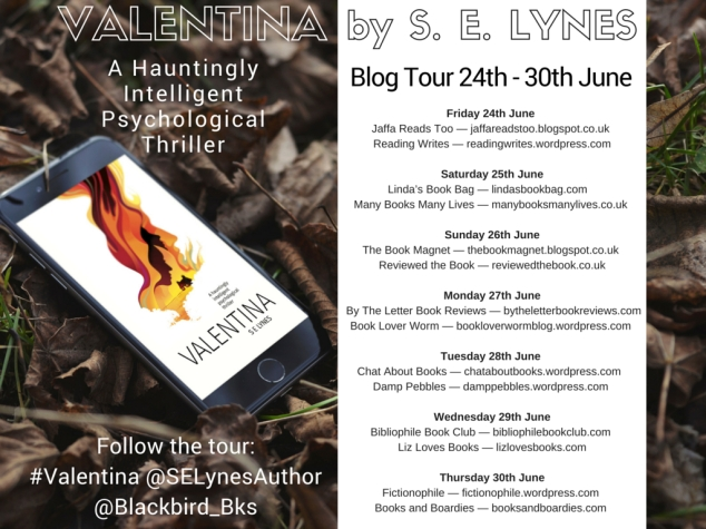 Valentina by S. E. Lynes _ Blog Tour