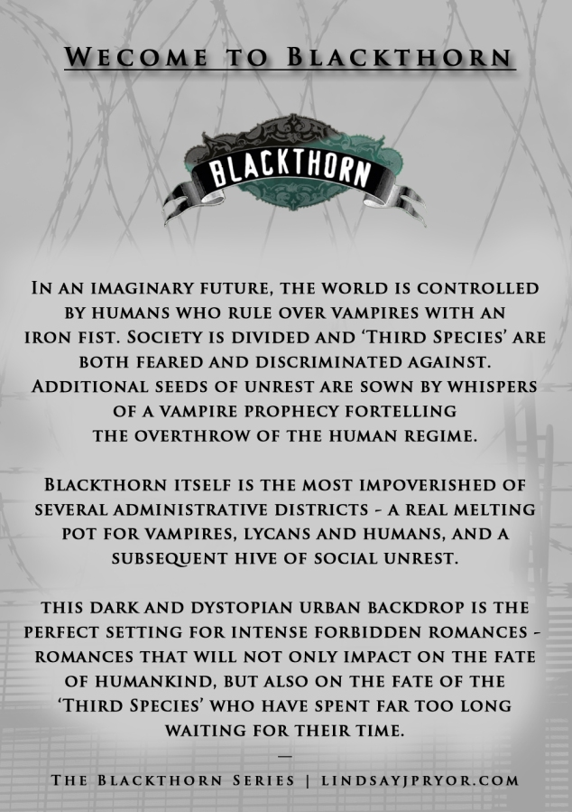 blackthorn-series-summmary