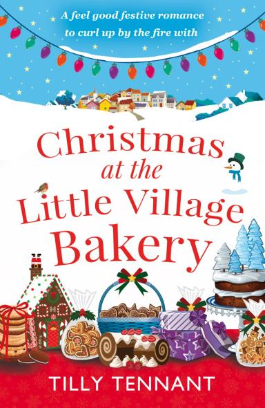 christmas-at-the-little-village-bakery-kindle