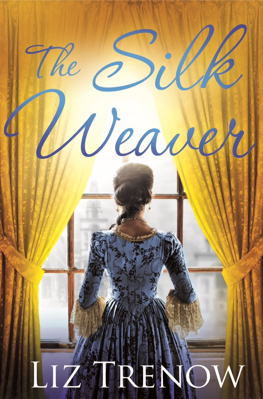 An Interview with Liz Trenow, author of The Silk Weaver | Linda's Book Bag