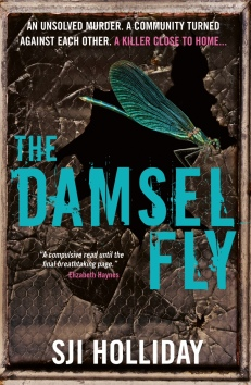 Cover Spread Damselfly.indd
