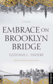 Embrace on Brooklyn Bridge