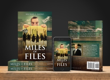 Miles of Files paperback mockup 2