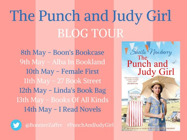 punch and judy tour poster