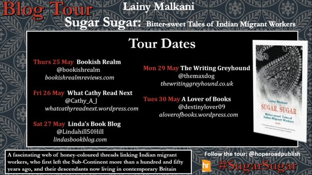Sugar sugar tour poster