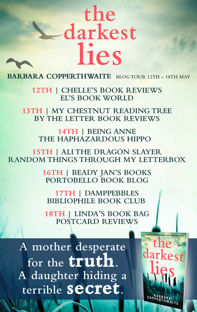 The Darkest Lies - Blog Tour