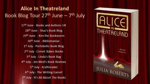 Alice in theatrelandposter