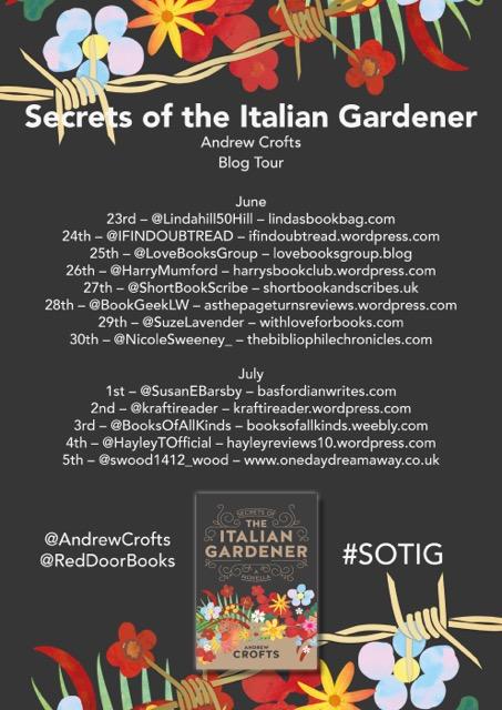 italian gardener poster