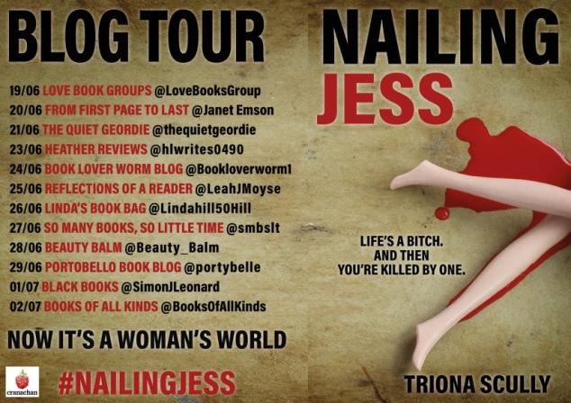 nailing jess poster