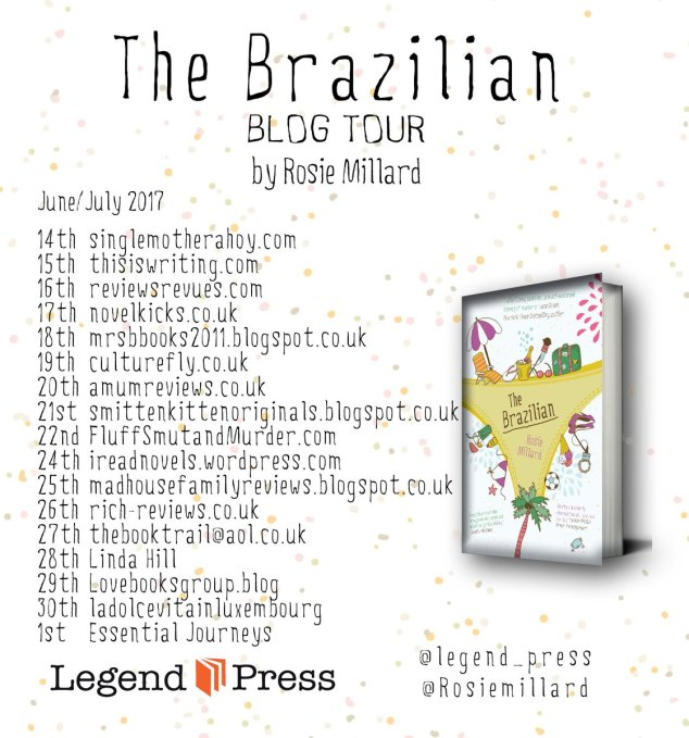The Brazilian blog tour