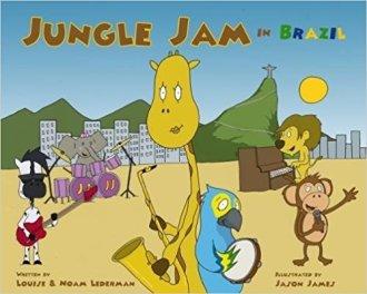 jungle jam in brazil