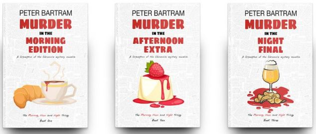 Peter bartrum books