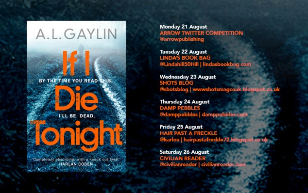 If I Die Tonight Blog Tour - final