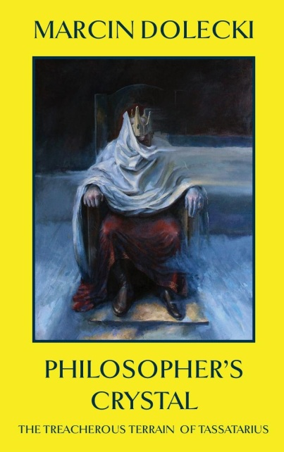 Philosopher's Crystal front cover second edition