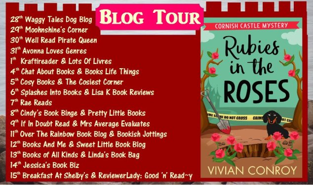 Rubies in the roses viv
