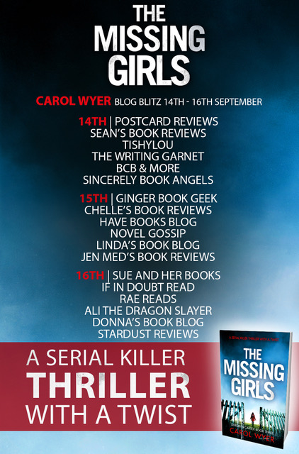 The Missing Girls - Blog Tour