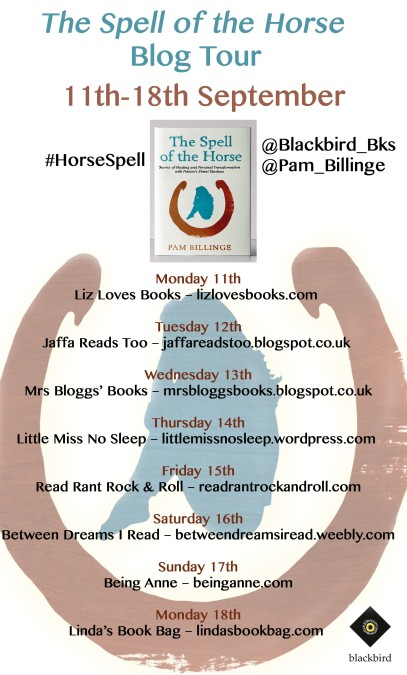 The Spell of the Horse - Blog Tour
