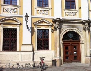 University of Wroclaw which features in the book