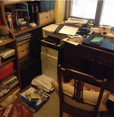Liz Desk 2