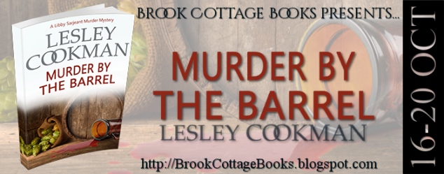 Murder by the Barrell Tour Banner