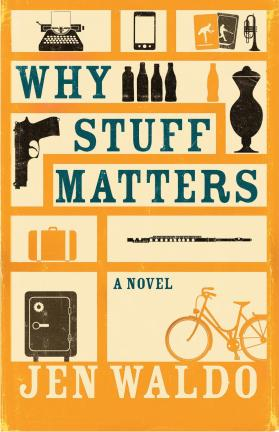 Why Stuff Matters Jacket