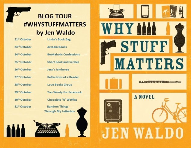 Why Stuff Matters poster