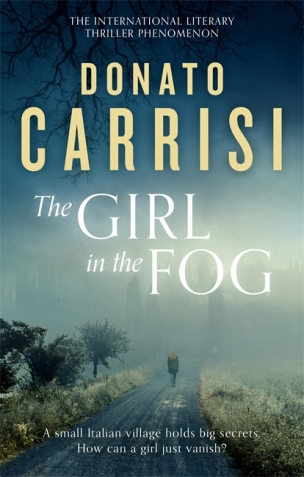 girl in the fog