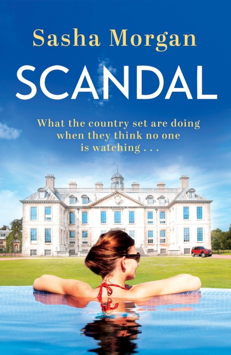 SCANDAL cover