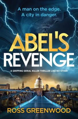 Abel's Revenge - Ross Greenwood - Book Cover