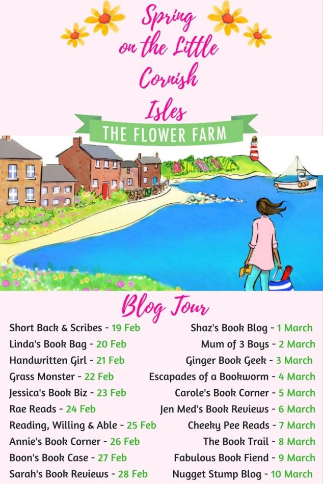 Blog Tour Banner - Spring