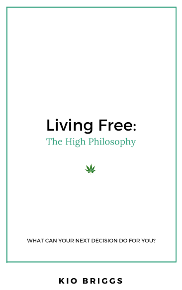 Living Free The High Philosophy Front Cover