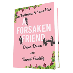 Forsaken friend 3D cover