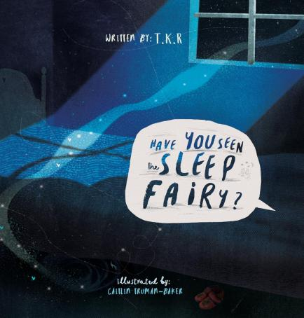 Have You Seen the Sleep Fairy ebook cover