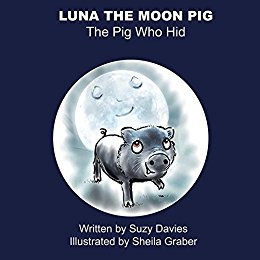 Luna the moon pig