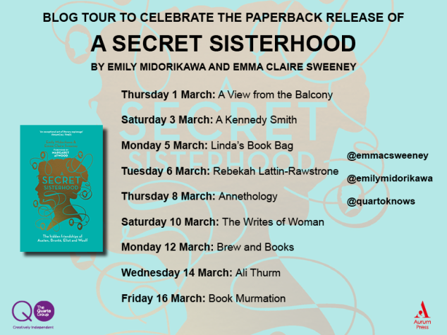 Secret Sisterhood_Blog tour twitter banner
