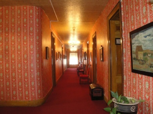 Spooky St.James Hotel