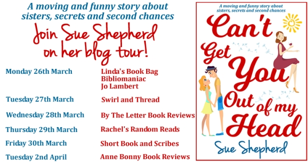 Sue Shepherd Blog Tour