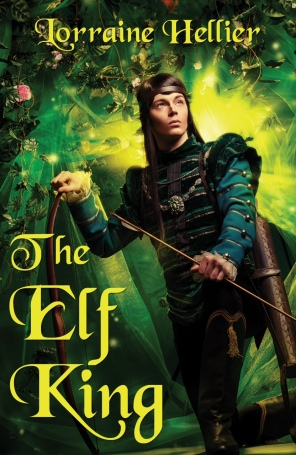 The Elf King - 9781785898877 Front cover Elf